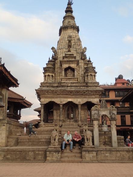 Stopover in Kathmandu